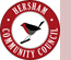 Hersham Community Council logo